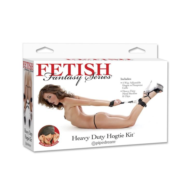FETISH FANTASY SERIES  HEAVY DUTY HOGTIE KIT